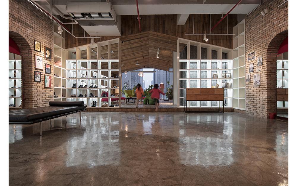 CACTUS-旗舰店,中国.西安,2015